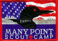 Many Point Scout Camp Home Page